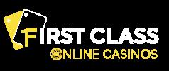 First class online casinos logo